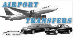 Dallas Airport Transfers and airport shuttles