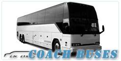 Dallas Coach Buses rental