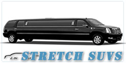 Dallas wedding limo