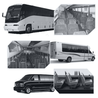 Dallas Coach Bus rental