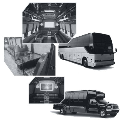 Party Bus rental and Limobus rental in Dallas, TX