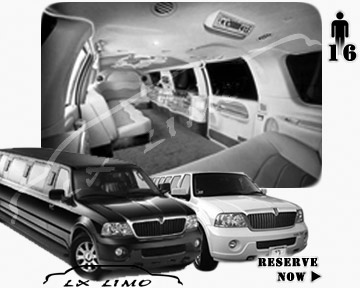 Navigator SUV Dallas Limousines services