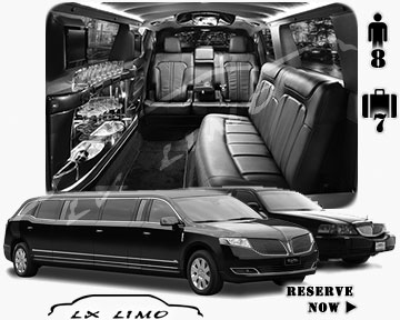 Limo from Dallas airport